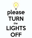 Turn Lights Off